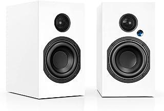 Nubert nuBox A-125 actieve 2-weg stereo Bassreflex boekenplankluidsprekers met geïntegreerde versterker | home cinema & hi...