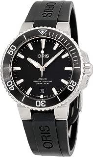 Oris Aquis Automatic Black Dial Mens Watch 01 733 7732 4124-07 4 21 64FC