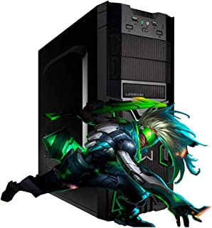 PC Gamer AMD A8-9600, 8GB RAM DDR4, HD SSD 480GB, Vídeo Radeon, R7 Novo c/NFe!