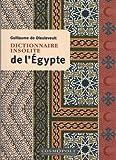Dictionnaire Insolite de l'Egypte - Cosmopole - 18/04/2012