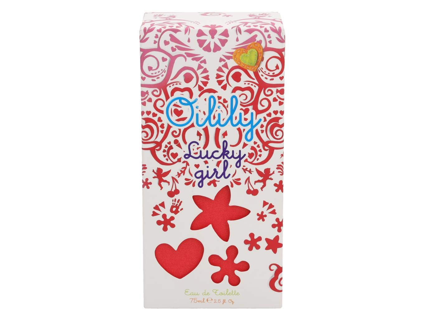 Free Shipping New Challenge the lowest price of Japan Oilily Teen's Children's Beauty Fragrance To Lucky de Girl Eau