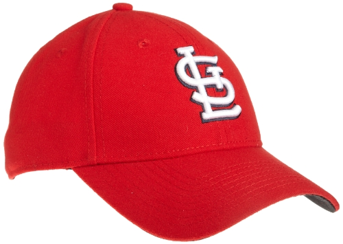 St. Louis Cardinals New Era 9Forty Pinch Hitter Home Adjustable Hat Chapeau
