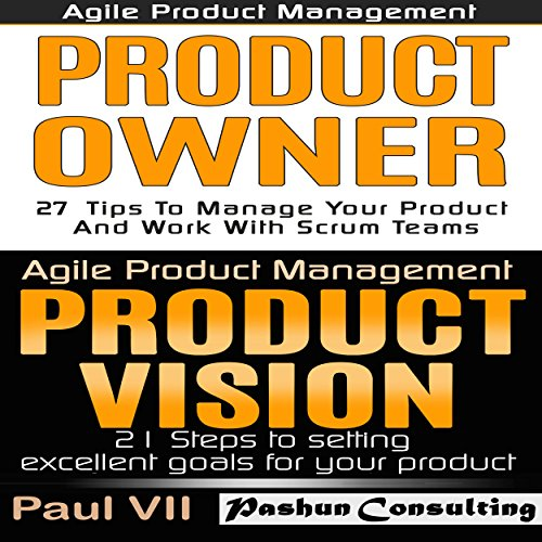 Agile Product Management cover art