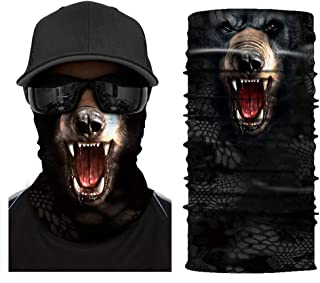 Apparel Accessories 2019 New Style Unisex Women Men Magic Scarf Winter Scarf Men Women Ladies Sports Cycling Scarves Snood Neck Warmer Ski Bandana Face Mask