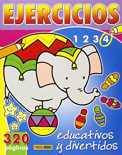 EJERCICIOS EDUCATIVOS Y DIVERTIDOS