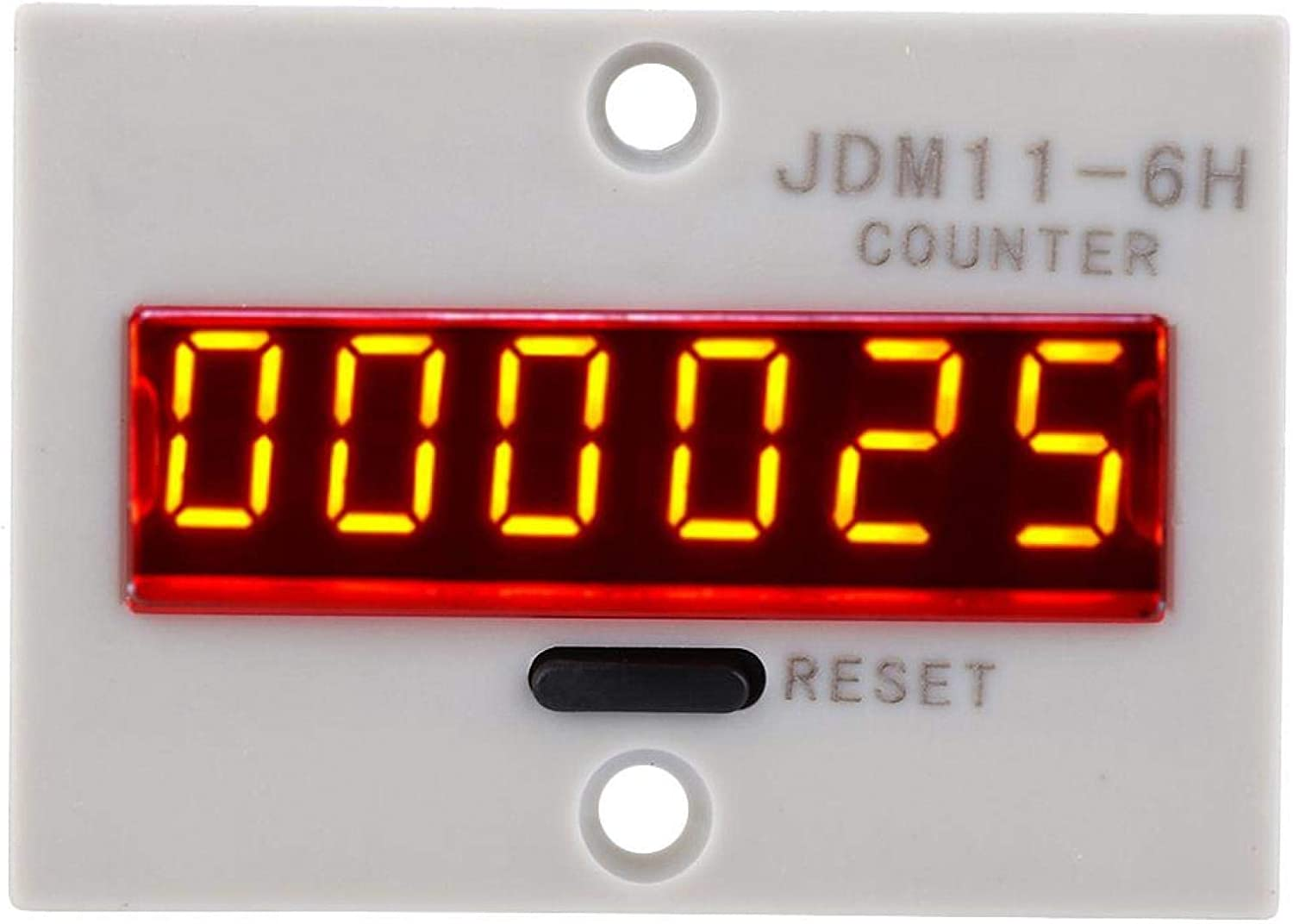 JDM11-6H No Voltage Memphis Mall Counter Relay 6 Digits Elect Ranking TOP9