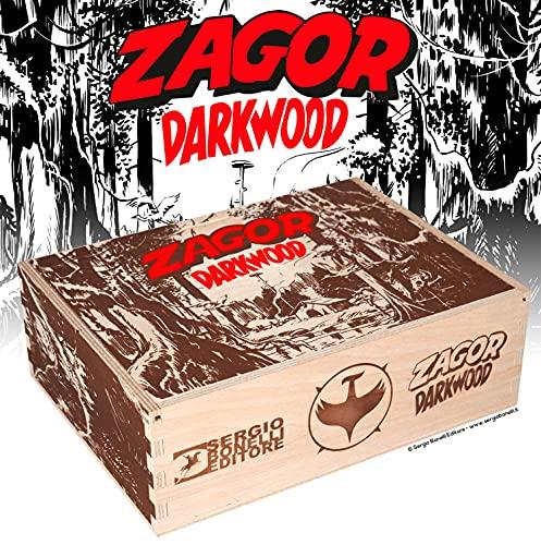 Zagor. King of Darkwood. Con gadget. Con Poster