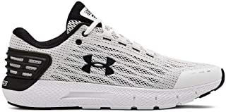 Under Armour Men's Charged Rogue Running Shoe, White (104)/White, 11.5