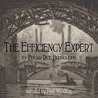 The Efficiency Expert cover art