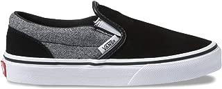 Vans Kids Classic Slip-On Suede Skate Shoes