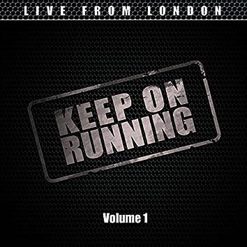 Keep on Running Vol. 1