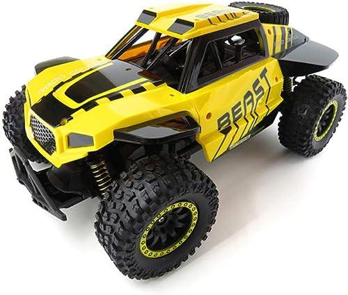comprar barato Fcostume SL de 146a 1    18Rock Off-Road Carreras Crawler Truck 2,4GHz 4WD RC Cars, amarillo  aquí tiene la última