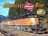 CAL 2020-MILWAUKEE ROAD WALL (Classic Rail Images) - Tidemark