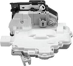 ROWEQPP Front Right Door Lock Latch Actuator LHD for Audi A4 A5 Q5 Q7 TT VW Passat B6