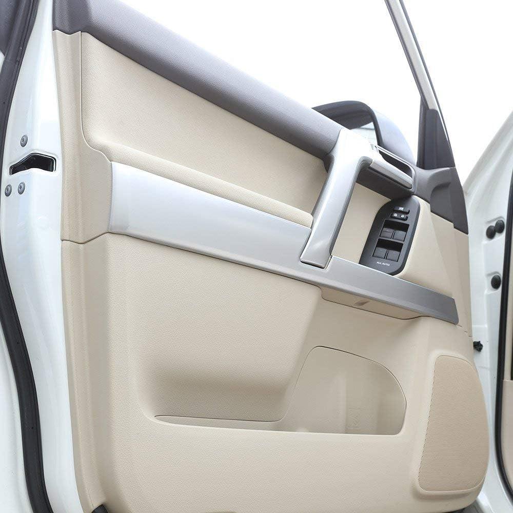 ABS Plastic Latest item Free shipping Interior Door Decoration Panel Car Access Cover Trim