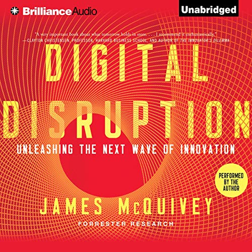 Digital Disruption  By  cover art