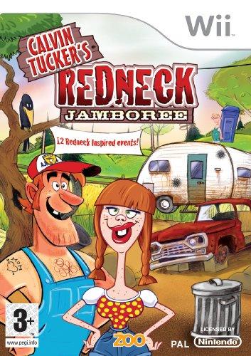 Calvin Tucker's Redneck Jamboree (Wii) [Import anglais]