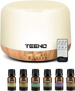 Difusor de Aceites Esenciales - Teeno 300ml Difusor Aromater