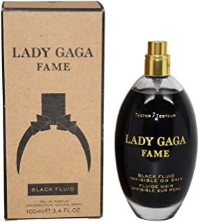 Lady Gaga Fame Eau De Parfum Spray, 3.4 Ounce