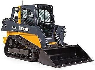 Ertl John Deere 323E Compact Track Loader, 1:16 Scale