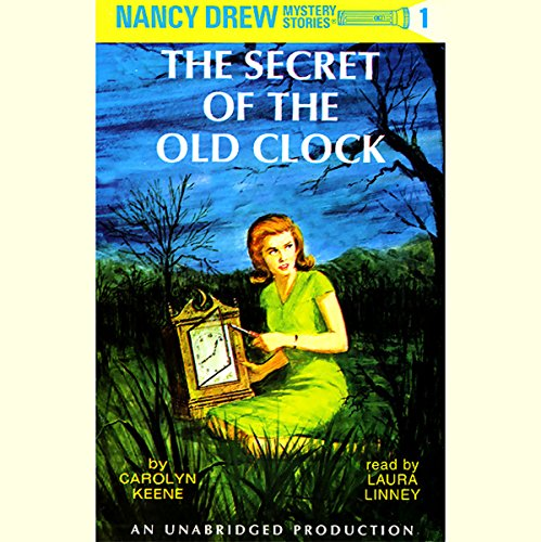 The Secret of the Old Clock cover art