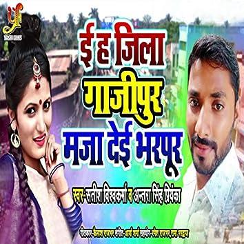 E Ha Jila Ghaipur Maza Dehi Bharpoor - Single