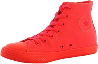 converse all star alte arancione