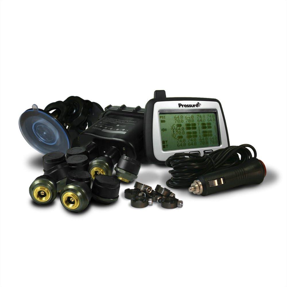 Pacific Dualies 80012 discount PressurePlus FM Tire TPMS 5% OFF Series 12-Sensor