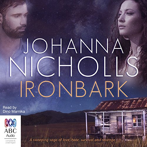 Ironbark audiobook cover art