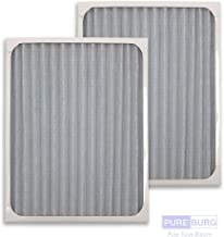 Pureburg 2-Pack Replacement 2 HEPA Filter for Hunter HEPAtech 30930 fits 30020 30393 30200 30201 30205 30250 30253 30255 30256 30350 30374 30375 30377 30380 30390 37255 37375 Air purifiers