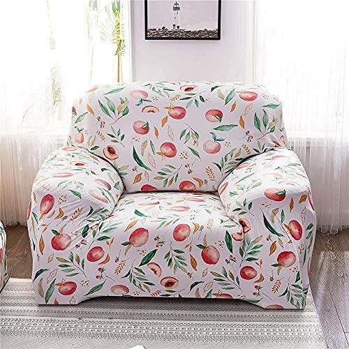 BABYCOW Fundas elásticas para sofá, Fundas para Silla, Funda para sofá Estampada en Forma de L, Funda para sillón, Funda para Muebles, Protector para sofá-16_Large