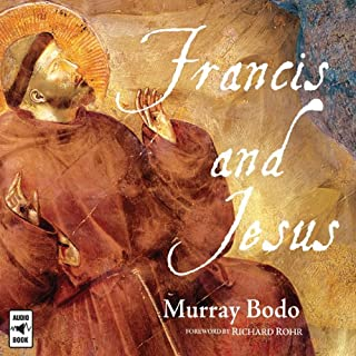 Francis and Jesus audiobook cover art