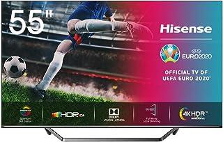 Hisense 55U7QF QLED telewizor 139 cm (55 cali) (4K ULED HDR