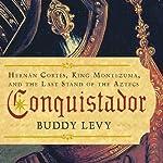 Conquistador audiobook cover art