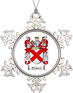 Ideas For Decorating Christmas Trees FITZGERALD FAMILY CREST - FITZGERALD COAT OF ARMS Christmas Decorating Ideas Crests