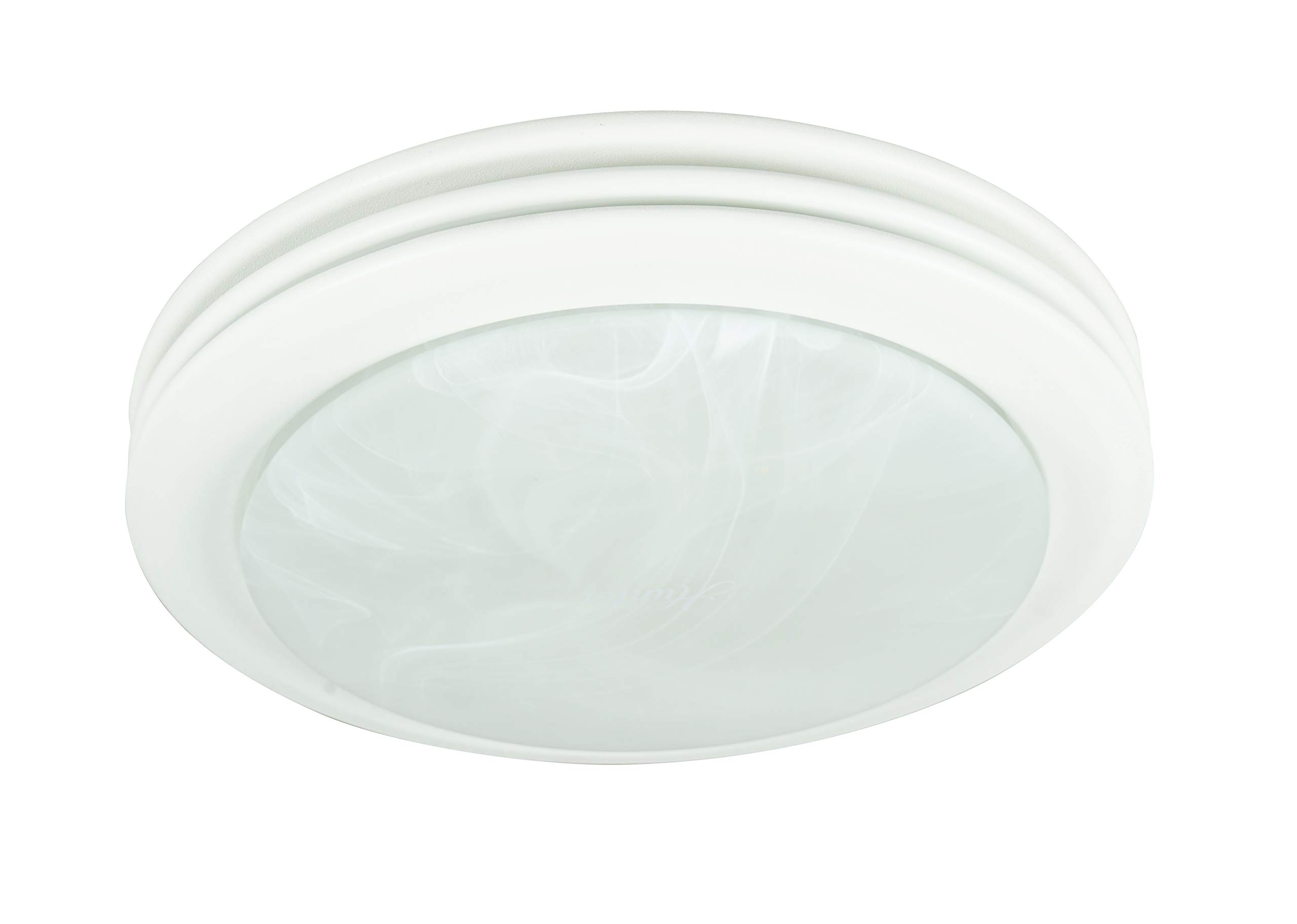 Saturn Decorative Light Satin White