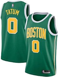 Majestic Athletic Jayson Tatum  0 Boston Celtics 2018-19 Swingman Men s Jersey  Green d153b5bb8