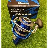 Okuma リールアゾレスブルースピン6Bb+1Rb 5.4:1