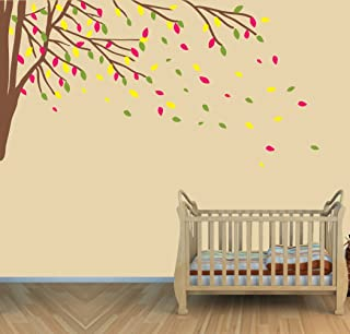 Best yellow tree wall decal Reviews