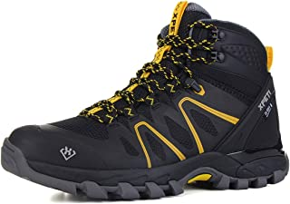 XPETI Men's Wildfire Mid Waterproof Hiking Boot
