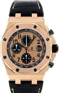 [オーデマ ピゲ] 腕時計 AUDEMARS PIGUET 26470OR.OO.A002CR.01 ロイヤルオーク オフショア クロノグラフ [中古品] [並行輸入品]