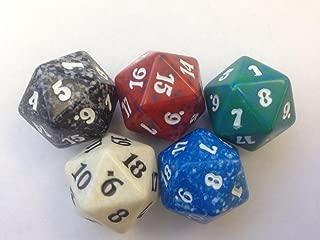 Magic The Gathering Spindown (Set of Five) MTG