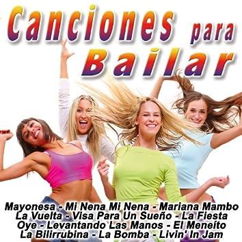 Canciones Para Bailar