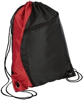 Port & Company Colorblock Cinch Backpack