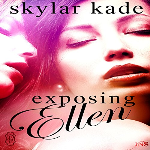 Exposing Ellen audiobook cover art