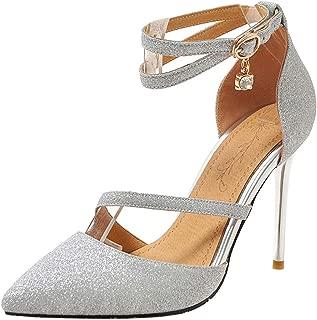 Zanpa Women Elegant Stiletto High Heels Sandals