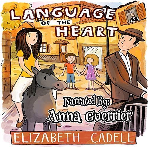 Language of the Heart audiobook cover art