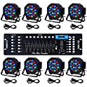 Co-Z LED DMX Stage Lights