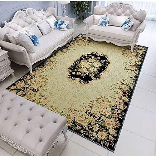 A-carpet Sxf Carpet - Wohnzimmergarnitur Im Europäischen Stil - Sofa Couchtisch - Fashion Bedroom Entry Mat,A,140 * 180cm