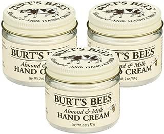 Burt's Bees Almond & Milk Hand Cream 2 Oz (Pack of 3)
